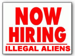 Texas companies hiring illegal aliens to work in Arizona